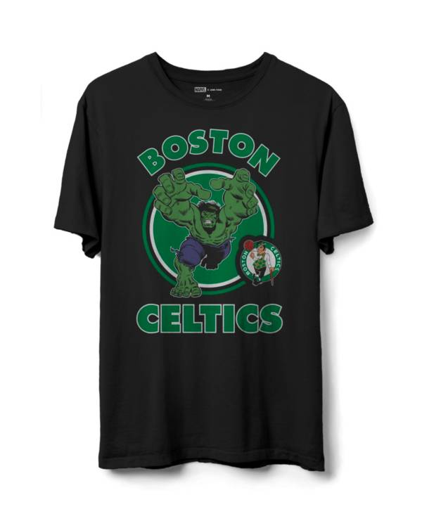 JUNK Men's Boston Celtics Marvel T-Shirt product image