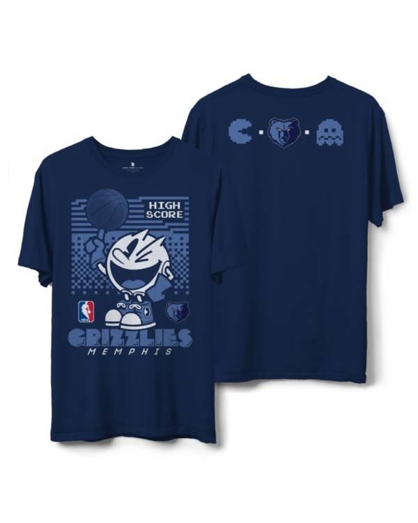 JUNK Men's Memphis Grizzlies Pac Man T-Shirt product image