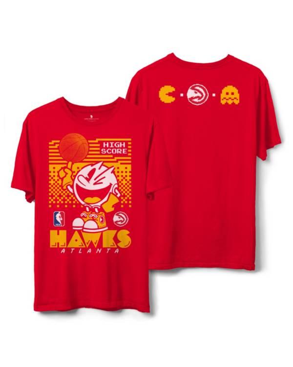 JUNK Men's Atlanta Hawks Pac Man T-Shirt product image