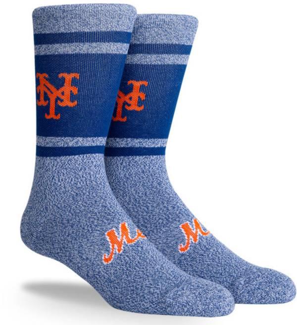 PKWY New York Mets Blue Varsity Crew Socks product image