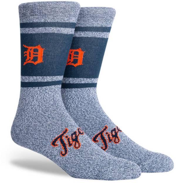 PKWY Detroit Tigers Blue Varsity Crew Socks product image