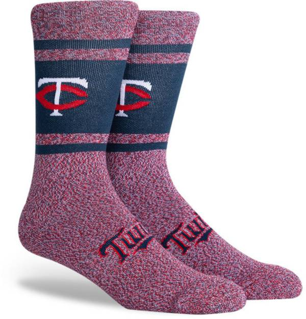 PKWY Minnesota Twins Blue Varsity Crew Socks product image