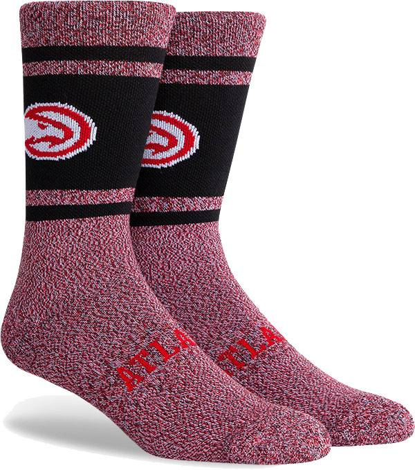 PKWY Atlanta Hawks Varisty Crew Socks product image