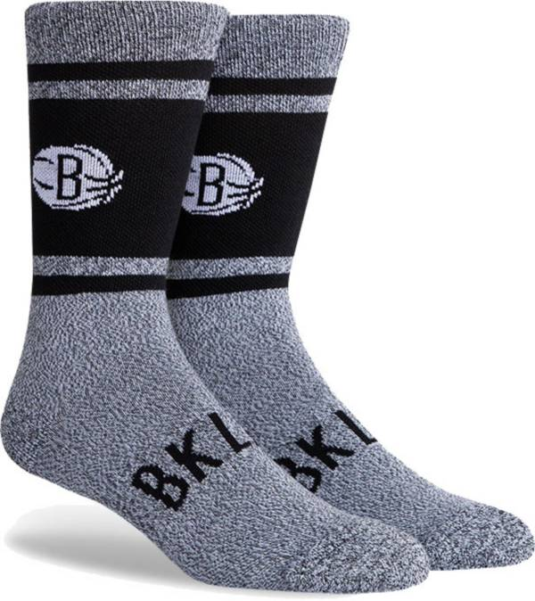 PKWY Brooklyn Nets Varisty Crew Socks product image