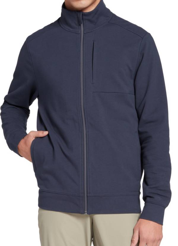 VRST Men's French Terry Full-Zip Jacket product image