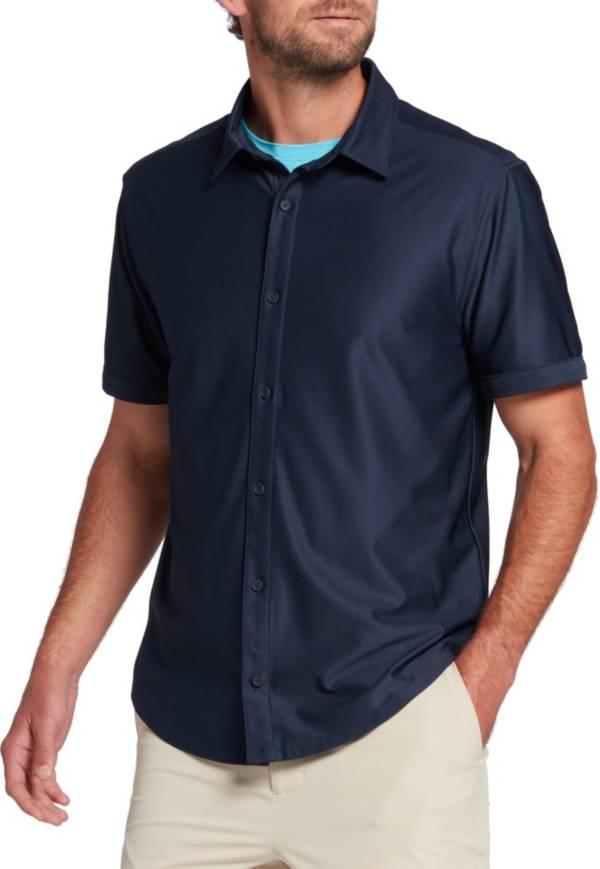 VRST Men's Short Sleeve Button Down Shirt product image