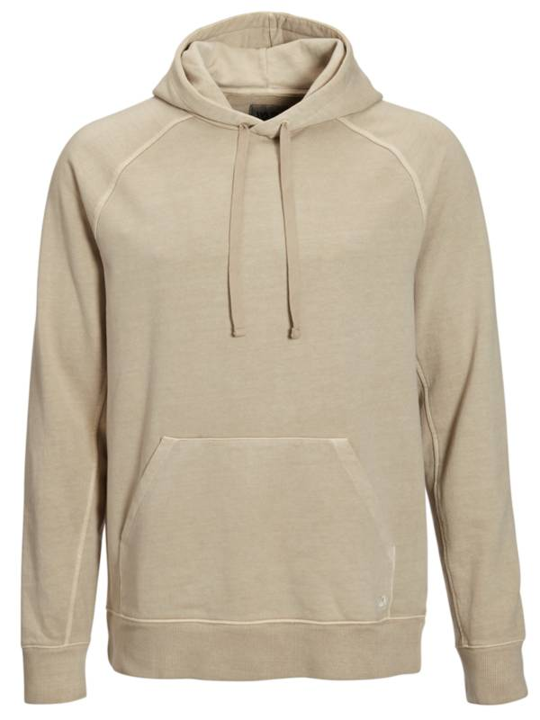 VRST Men's Washed Twill Terry Hoodie product image