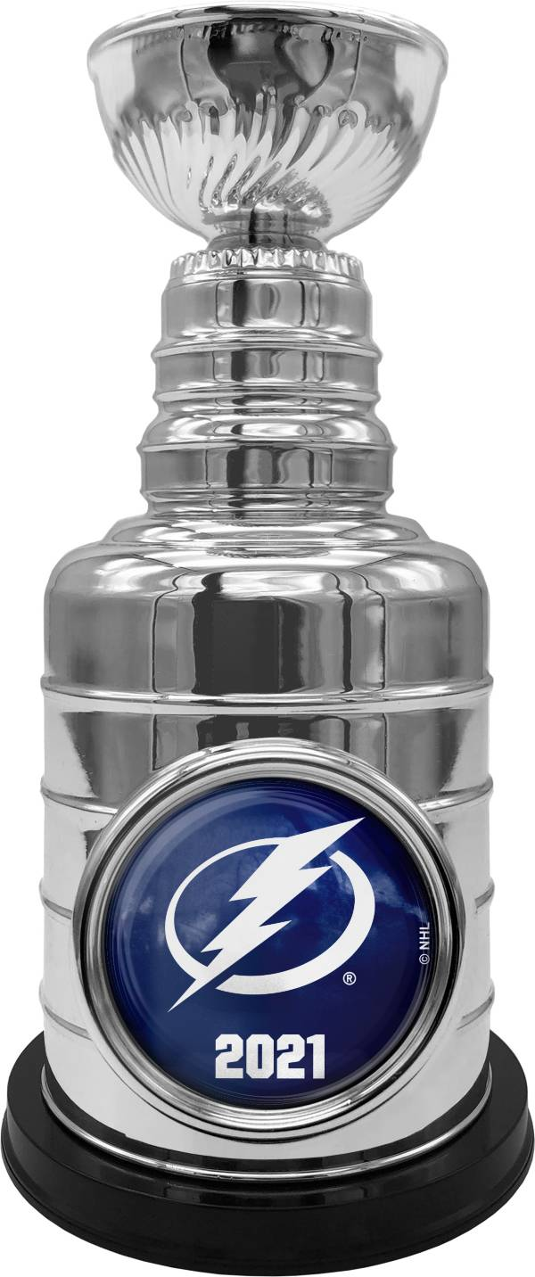 """The Sports Vault 2021 Stanley Cup Champions Tampa Bay Lightning 3.5"""" Trophy product image"""