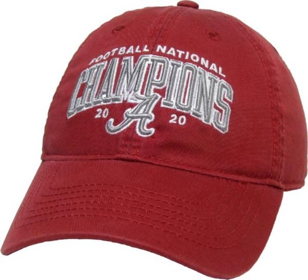 League-Legacy Men's 2020 National Champions Alabama Crimson Tide Adjustable Hat product image