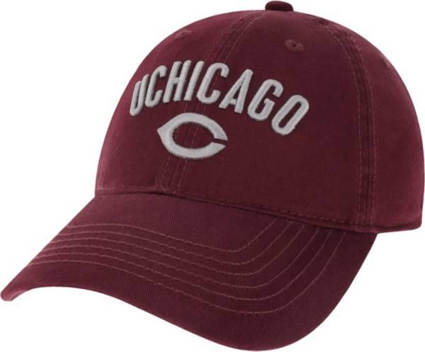 League-Legacy Men's Chicago Maroons Maroon EZA Adjustable Hat product image