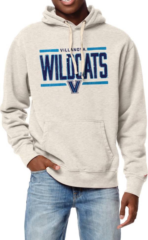 League-Legacy Men's Villanova Wildcats White Stadium Pullover Hoodie product image