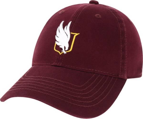 League-Legacy Men's Winthrop  Eagles Garnet EZA Adjustable Hat product image