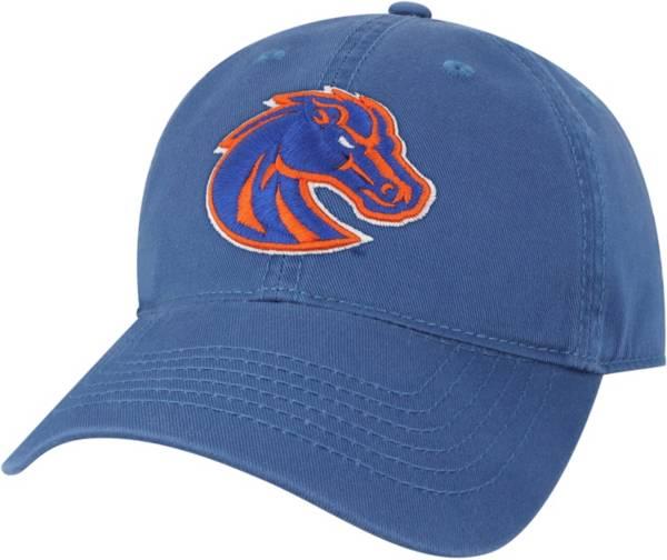 League-Legacy Men's Boise State Broncos Blue EZA Adjustable Hat product image