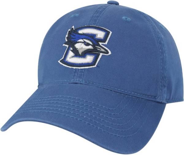 League-Legacy Men's Creighton Bluejays Blue EZA Adjustable Hat product image