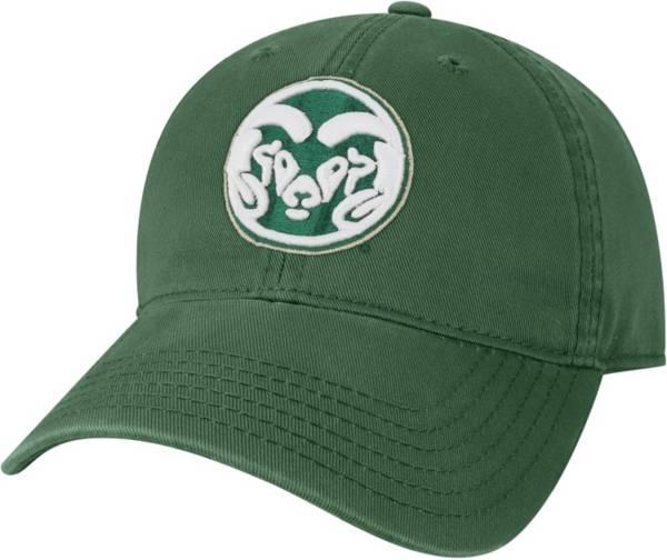 League-Legacy Men's Colorado State Rams Green EZA Adjustable Hat product image