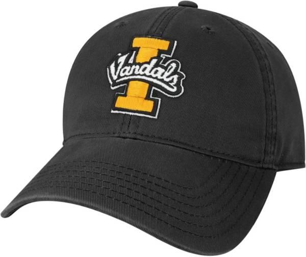 League-Legacy Men's Idaho Vandals EZA Adjustable Black Hat product image