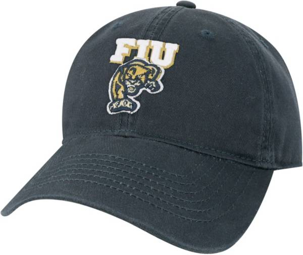 League-Legacy Men's FIU Golden Panthers Blue EZA Adjustable Hat product image
