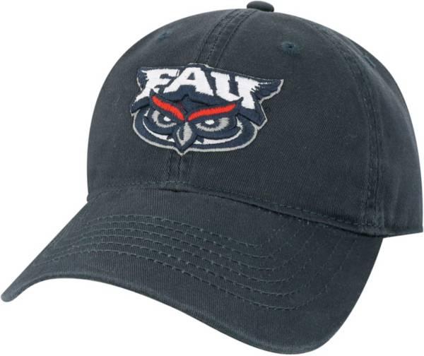 League-Legacy Men's Florida Atlantic Owls Blue EZA Adjustable Hat product image