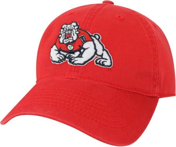 League-Legacy Men's Fresno State Bulldogs Cardinal EZA Adjustable Hat product image