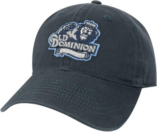 League-Legacy Men's Old Dominion Monarchs Blue EZA Adjustable Hat product image