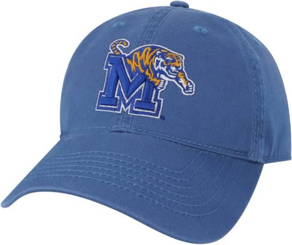 League-Legacy Men's Memphis Tigers Blue EZA Adjustable Hat product image