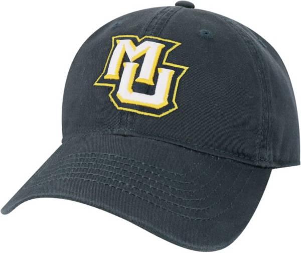 League-Legacy Men's Marquette Golden Eagles Blue EZA Adjustable Hat product image