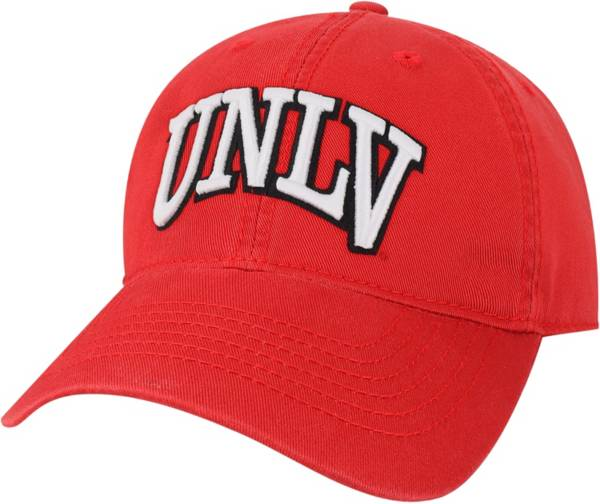 League-Legacy Men's UNLV Rebels Scarlet EZA Adjustable Hat product image