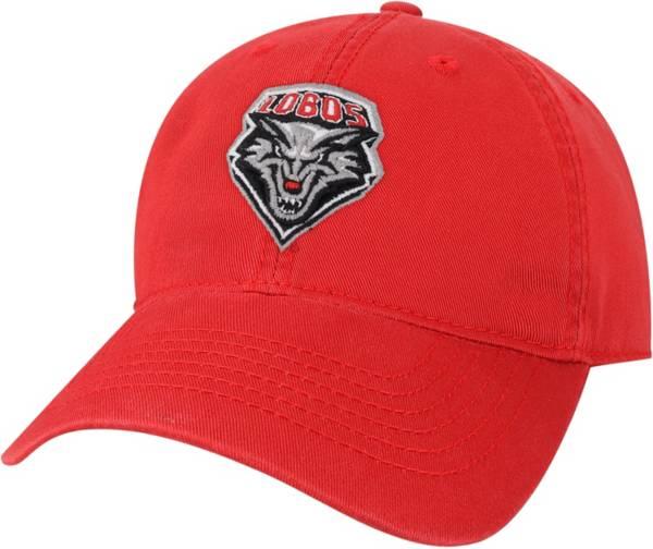 League-Legacy Men's New Mexico Lobos Cherry EZA Adjustable Hat product image