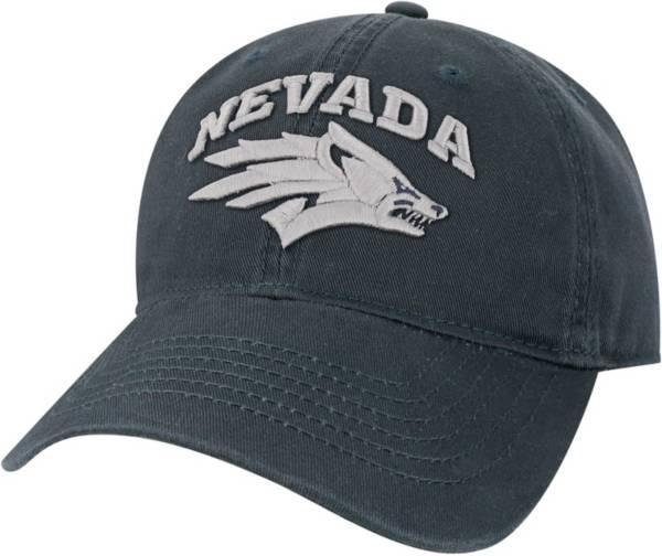 League-Legacy Men's Nevada Wolf Pack Blue EZA Adjustable Hat product image