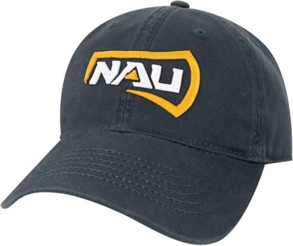 League-Legacy Men's Northern Arizona Lumberjacks Blue EZA Adjustable Hat product image