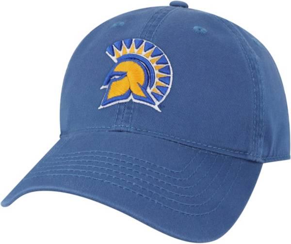 League-Legacy Men's San Jose State  Spartans Blue EZA Adjustable Hat product image
