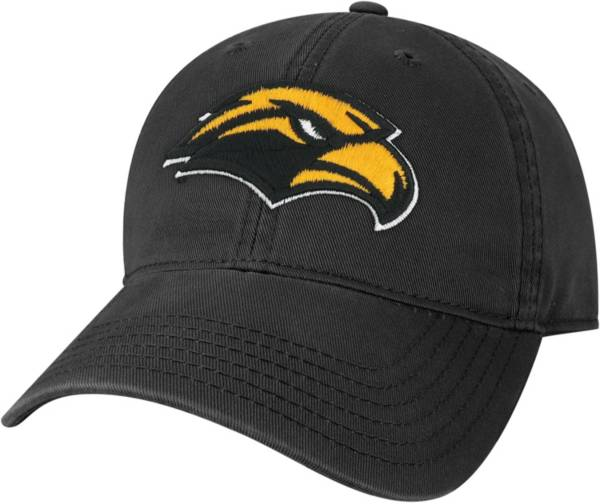 League-Legacy Men's Southern Miss Golden Eagles EZA Adjustable Black Hat product image