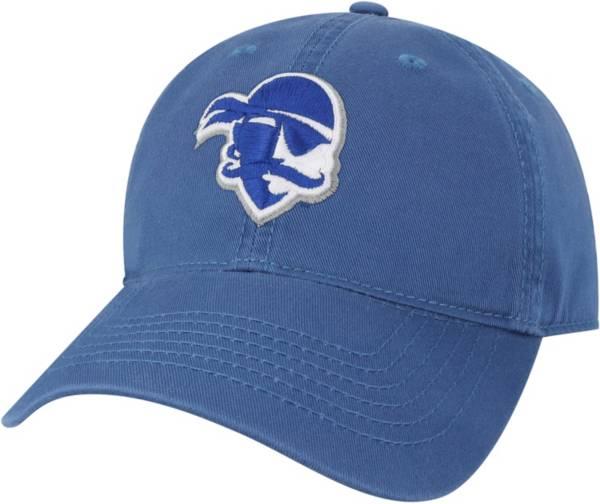 League-Legacy Men's Seton Hall Seton Hall Pirates Blue EZA Adjustable Hat product image