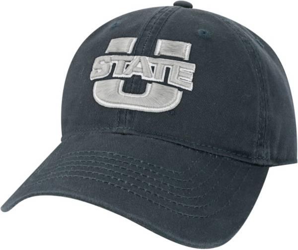 League-Legacy Men's Utah State Aggies Blue EZA Adjustable Hat product image