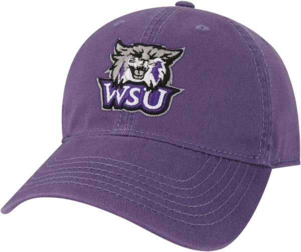 League-Legacy Men's Weber State Wildcats Purple EZA Adjustable Hat product image