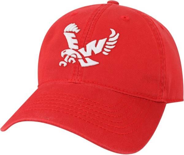 League-Legacy Men's Eastern Washington Eagles Red EZA Adjustable Hat product image
