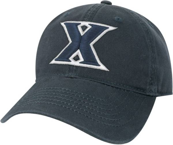 League-Legacy Men's Xavier Musketeers Blue EZA Adjustable Hat product image