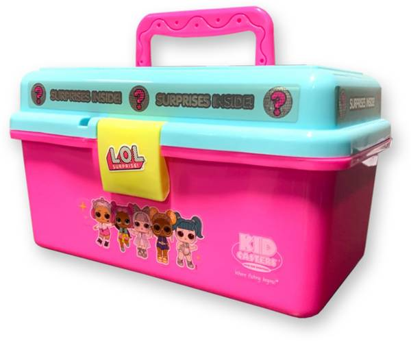 Lil' Anglers LOL Tackle Box with Surprise product image