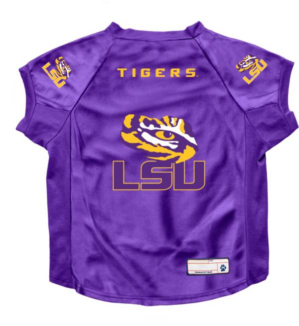Little Earth LSU Tigers Big Pet Stretch Jersey product image