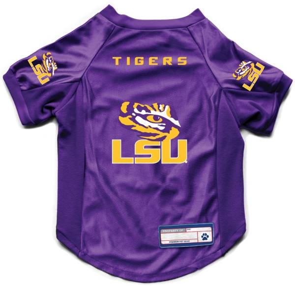Little Earth LSU Tigers Pet Stretch Jersey product image