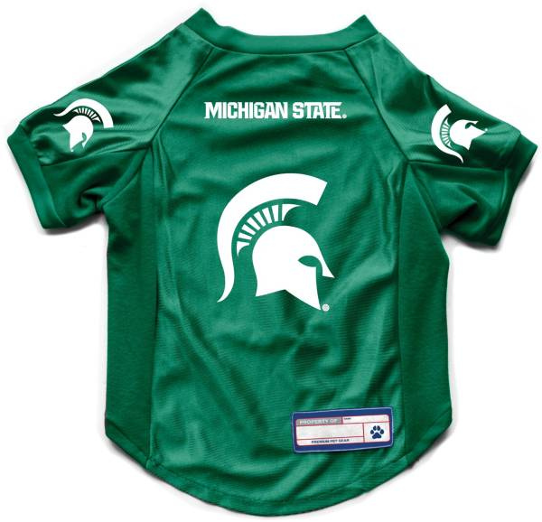 Little Earth Michigan State Spartans Pet Stretch Jersey product image