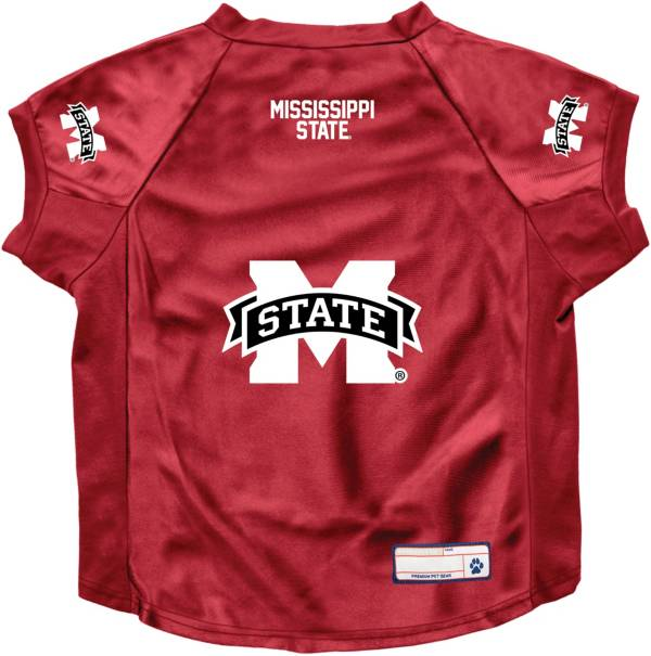Little Earth Mississippi State Bulldogs Big Pet Stretch Jersey product image