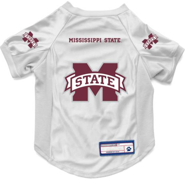 Little Earth Mississippi State Bulldogs Pet Stretch Jersey product image