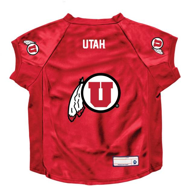 Little Earth Utah Utes Big Pet Stretch Jersey product image