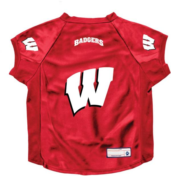 Little Earth Wisconsin Badgers Big Pet Stretch Jersey product image
