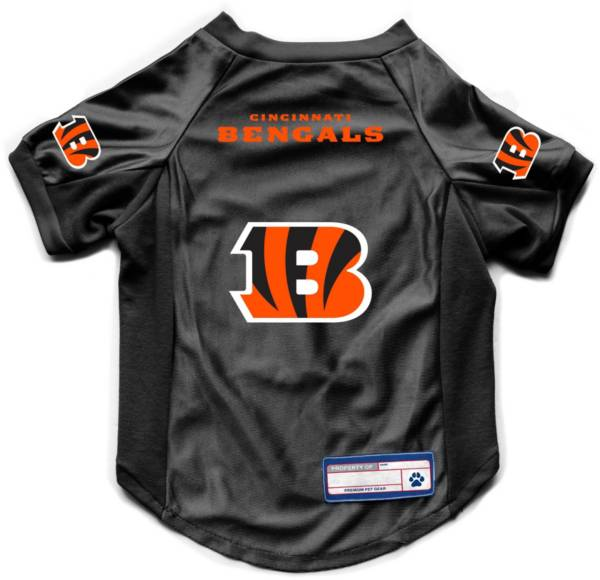 Little Earth Cincinnati Bengals Pet Stretch Jersey product image