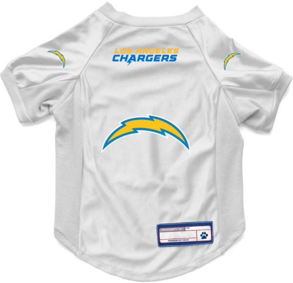 Little Earth Los Angeles Chargers Pet Stretch Jersey product image