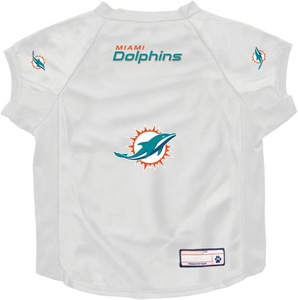 Little Earth Miami Dolphins Big Pet Stretch Jersey product image