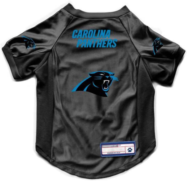 Little Earth Carolina Panthers Pet Stretch Jersey product image