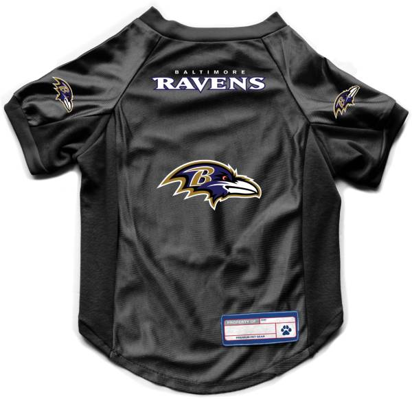 Little Earth Baltimore Ravens Pet Stretch Jersey product image